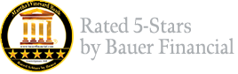 Bauer Financial 5 star Award Banner