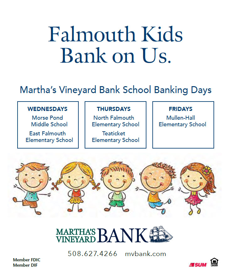 Falmouth Kids Bank on Us