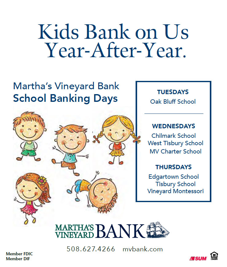 MV Bank School Banking days