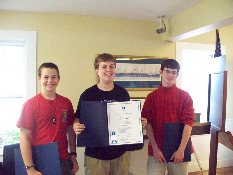 Edgartown School Citations